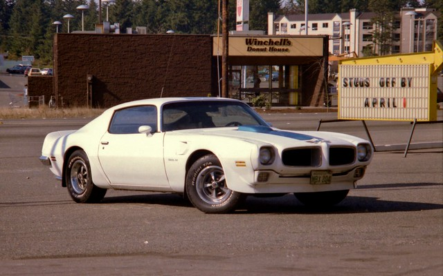 1970 Pontiac Trans Am 455 http://www.flickr.com/photos/kdavidclark/6787914786/