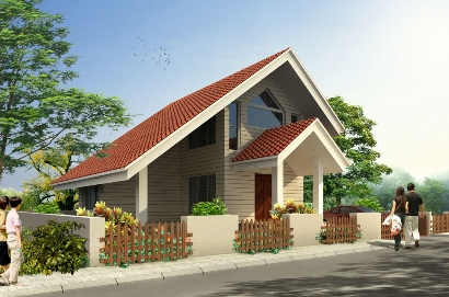 Teak County 2 BHK Villa for Rs. 35 Lakhs
