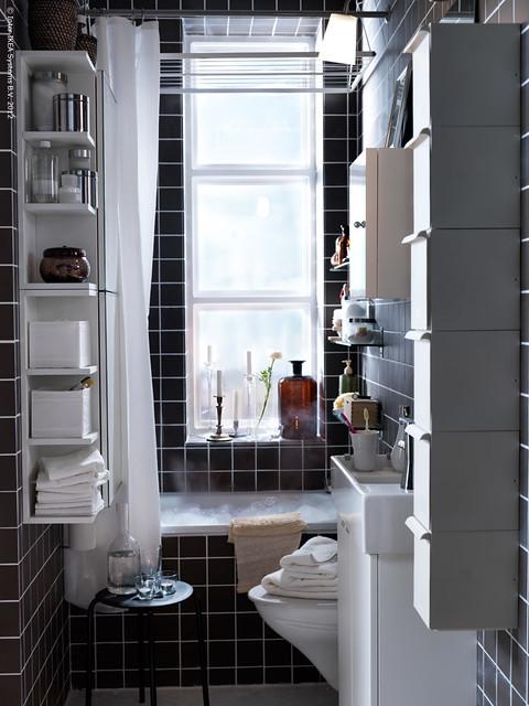 Ikea Lill Ngen Bathroom