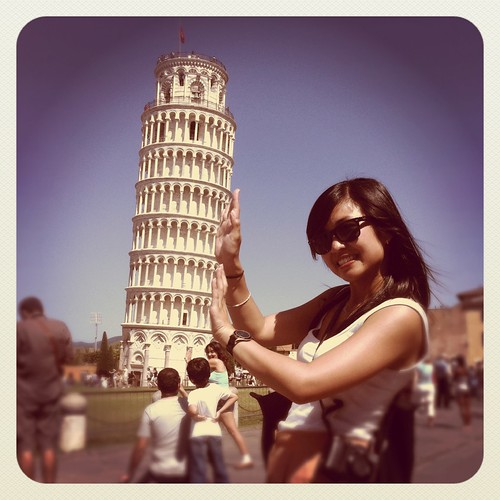Leaning Tower of Pisa - Italy
