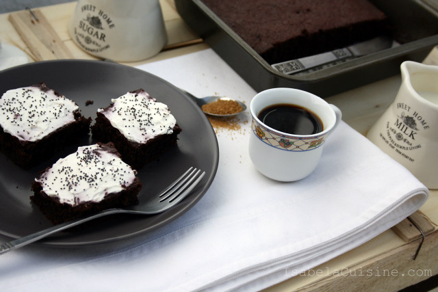 Moist Chocolate-Beet Cake | Flickr - Photo Sharing!