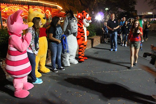 Winnie the Pooh meet-and-greet - One More Disney Day