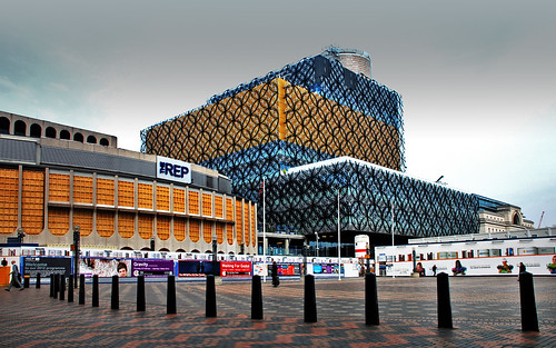 Library of Birmingham, UK