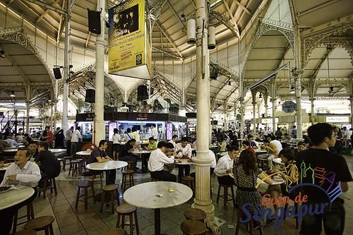 Lau Pa Sat, Singapore