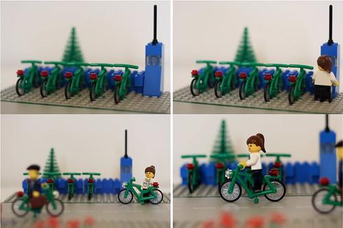How to use bike share
