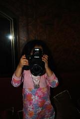 Marziya Shakir Prefers The Canon EOS 7D To Nikon D 80 by firoze shakir photographerno1