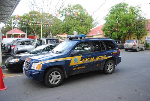 Us virgin islands police department