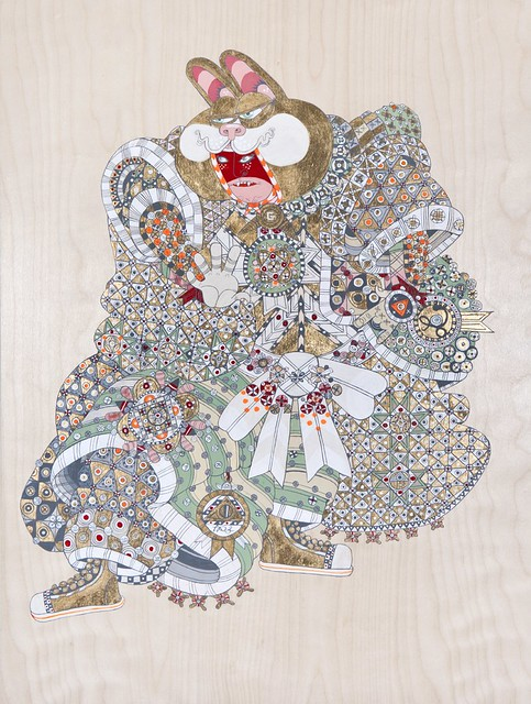 Ferris Plock: SCOPE NYC