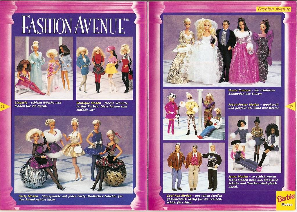 Barbie fashion photo doll 17
