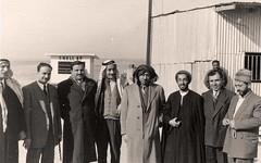 سيد قطب ونواب في مؤتمر القدس - 1953