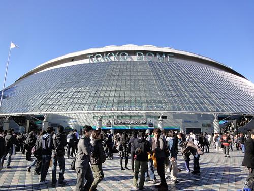 Tokyo Dome - 無料写真検索fotoq