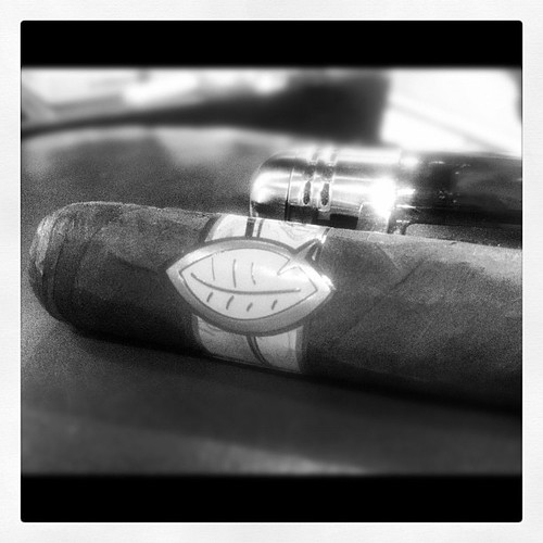 Lets try this Quesada Tributo Julio by @terencereilly82