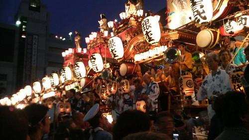うちわ祭2008