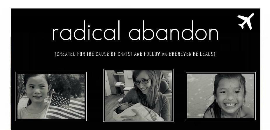 Radical Abandon