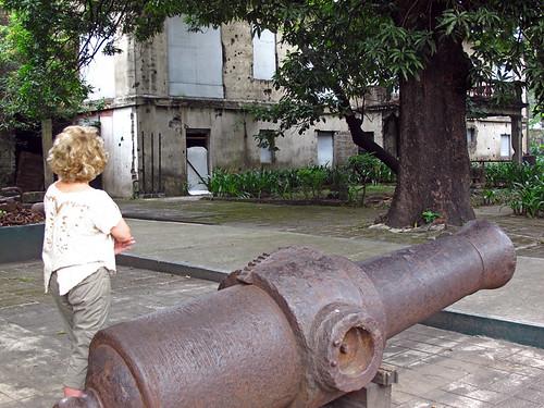 Fort Santiago Intramuros Manila