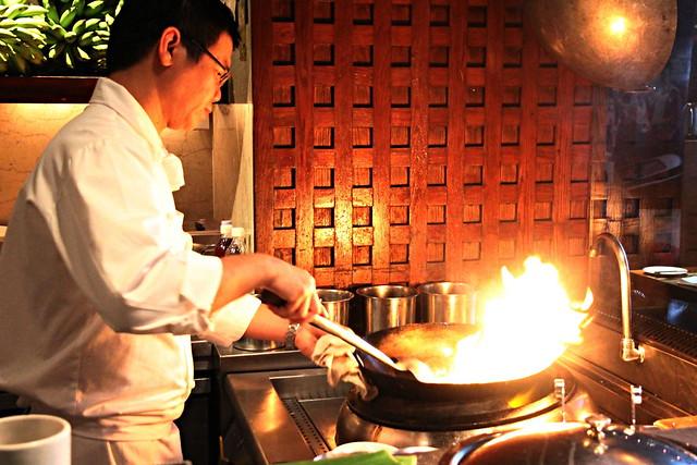 Mandarin Oriental, Bangkok's Thai master chef and TV culinary show host  Sumet Sumpachanyanont