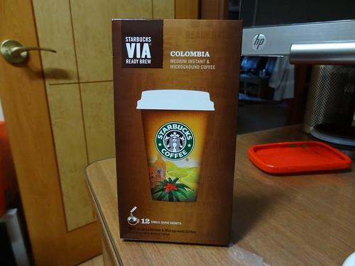 스타벅스 VIA(비아)커피 - 1