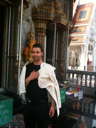 Igor, Bangkok, Thailand