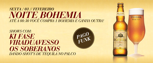Banner Noite Bohemia by chambe.com.br