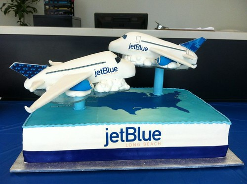 Jetblue Celebrates Its 12th Birthday Anniversary
