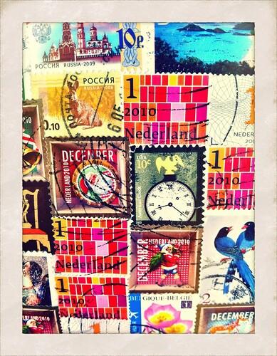 Stamps by Sluuurp