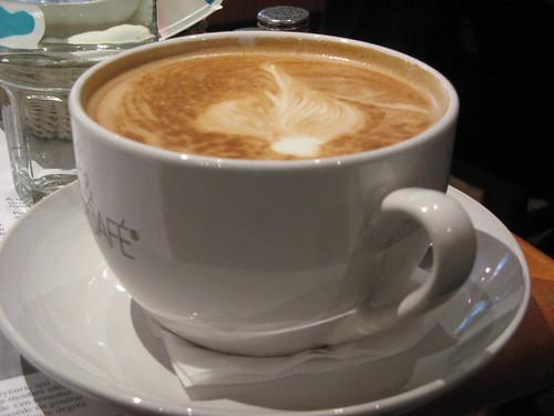 Cafe au Lait by susanvg