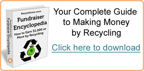 Get your copy of RecycleScene's Fundraiser Encyclopedia today!