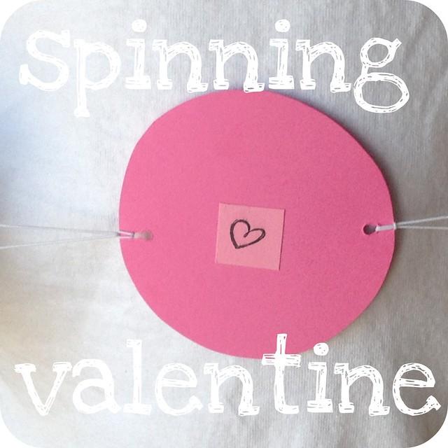 spinning valentine