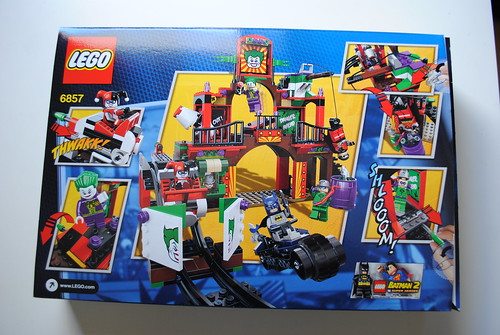 [Review] Super Heroes 6857: The Dynamic Duo Funhouse Escape 6863619219_14472c17c1