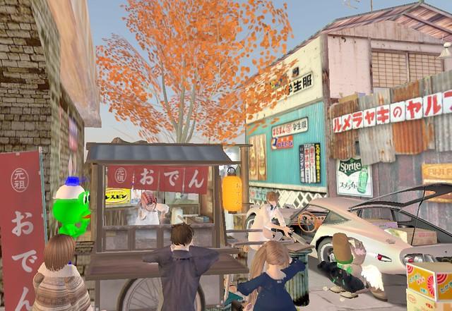 竹内商店街