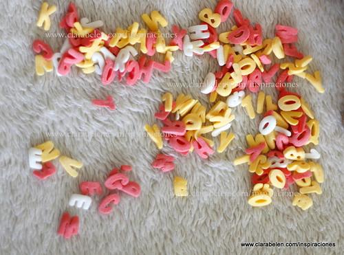Hacer una pequeña percha con un puzzle para San Valentín