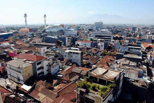 View of Bandung
