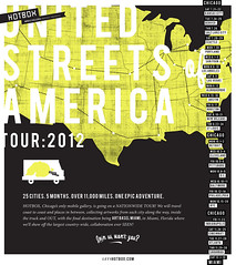 United streets of America tour by LETSHOTBOX!