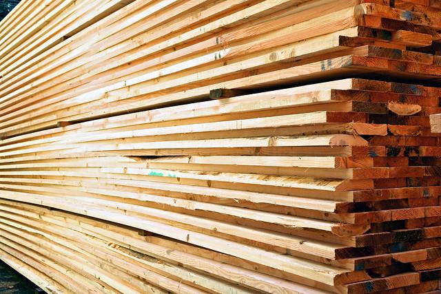 lumber spectral analysis