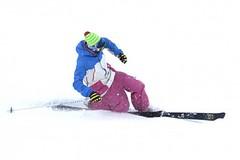 Test telemarkových lyží