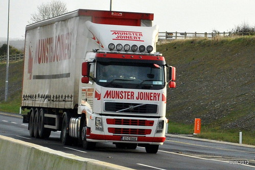 Munster Joinery Volvo FH 07-C-10568