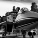 F-14 Tomcat at the USS Intrepid in NY by Marcelo Taube