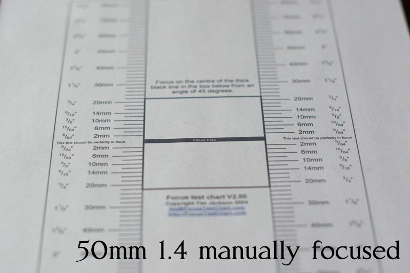 Focus Test