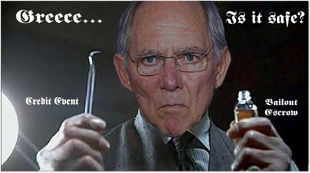 WOLFGANG SCHAUBLE: IS IT SAFE?