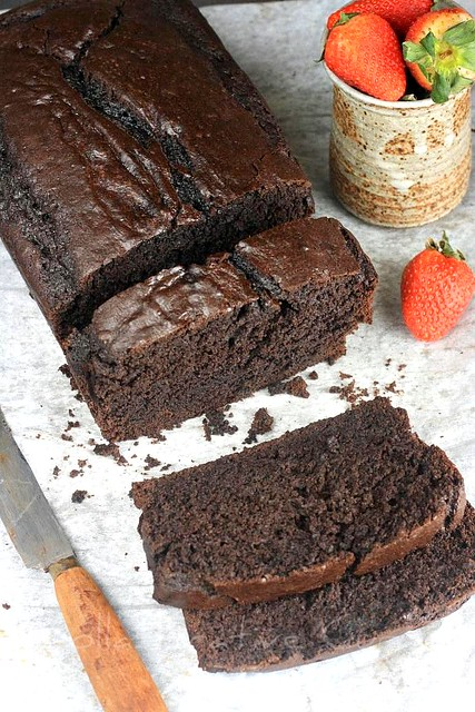 Everyday Chocolate Cake