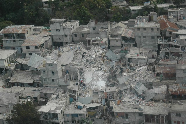 Haiti: Earthquake 2010