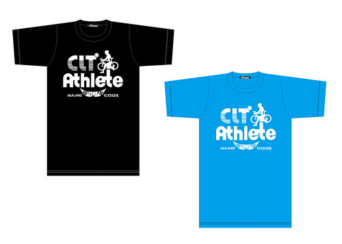 clt 4 athlete tee