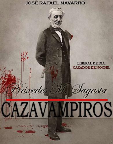 Práxedes M. Sagasta Cazavampiros