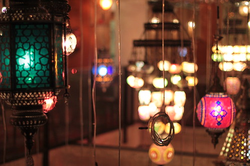 Stunning Lights @ the Bazar