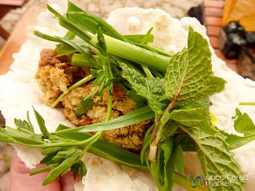 Tabriz food