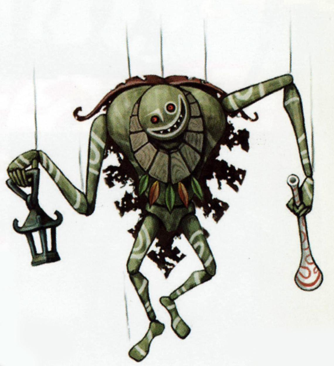 TP Puppet