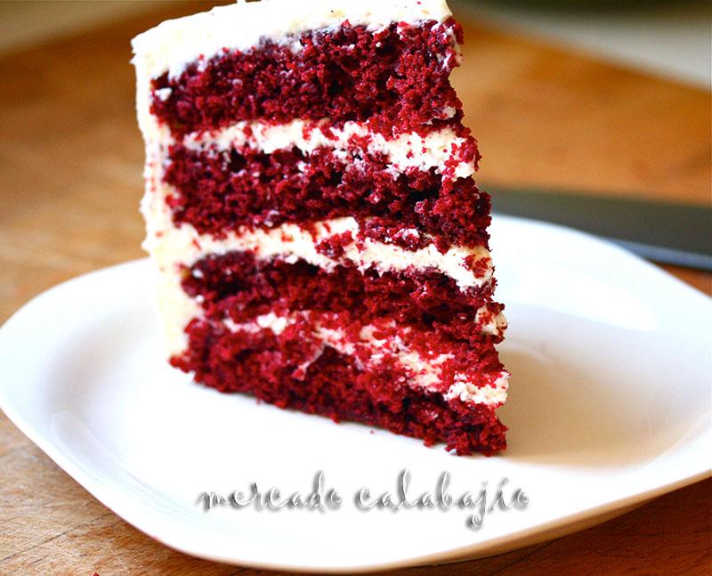 Red Velvet Layer Cake Receta | Short News Poster