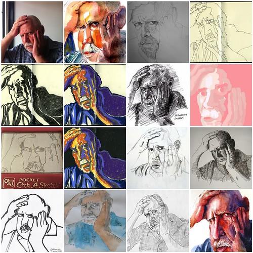 Mesma foto varias interpretações by Dalton de Luca
