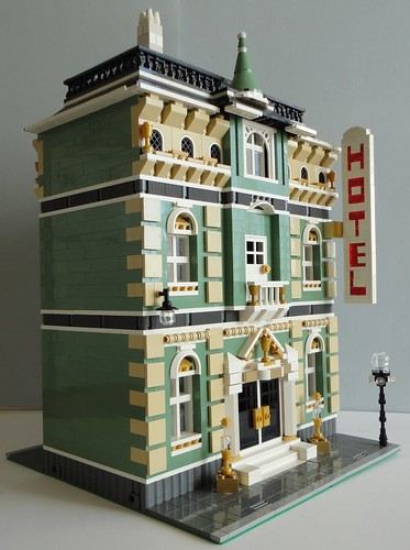 Lego Golden Cup Grand Hotel 003