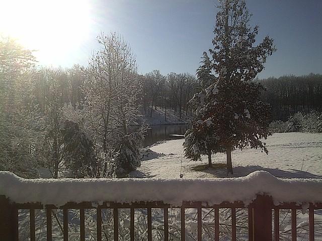 Virginia snow